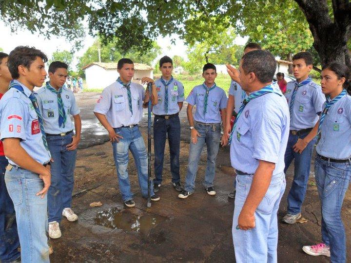 Patrulhas Guarani e Gavião